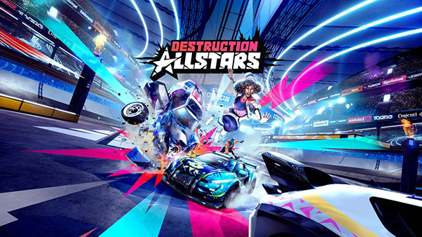 Destruction AllStars ya esta disponible en PS Plus