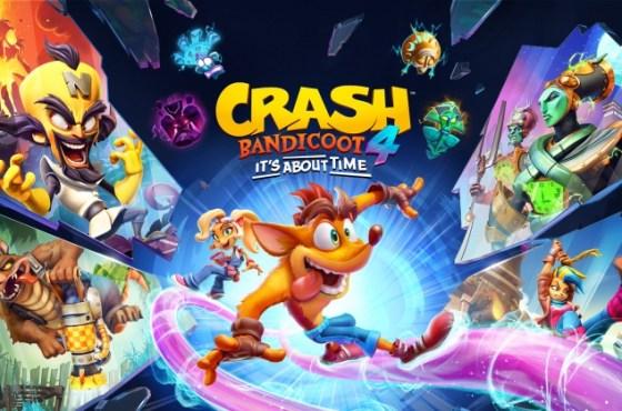 Crash Bandicoot 4: It's About Time – Análisis