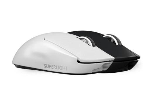 Logitech G presenta el mouse inalámbrico PRO X Superlight