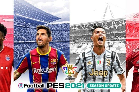eFootball PES 2021 supera las 4 millones de descargas