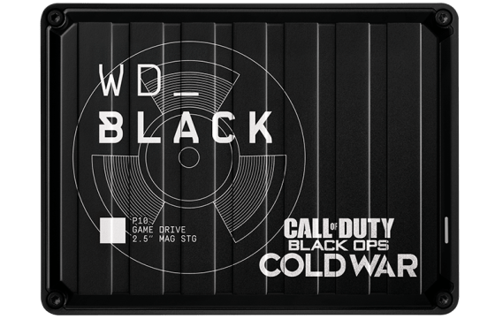 WD_Black lanza la edición especial de Call of Duty