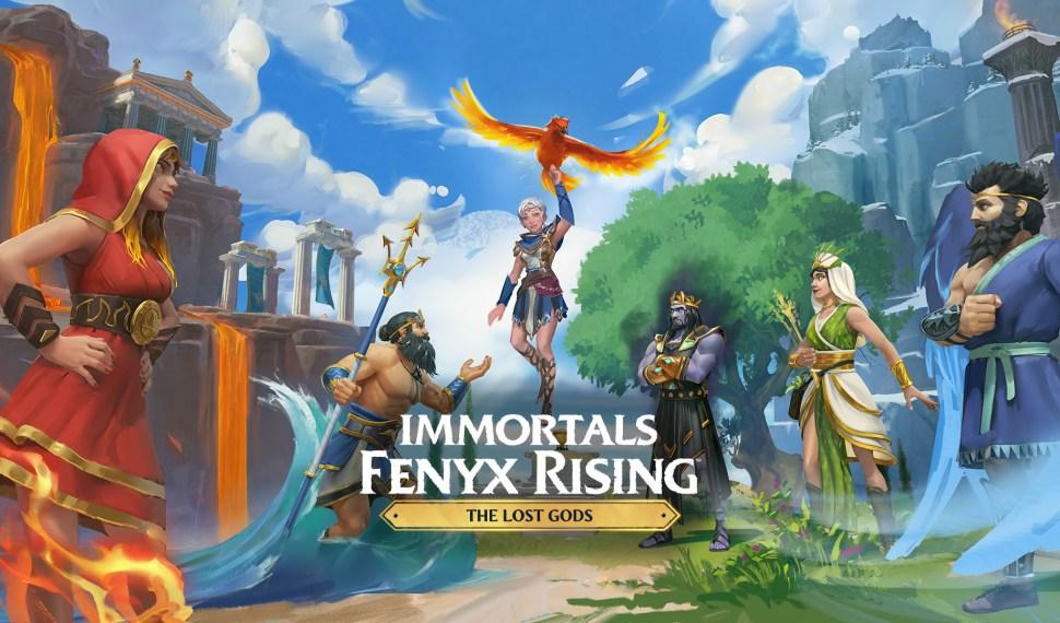 Immortals Fenyx Rising: The Lost Gods – Análisis