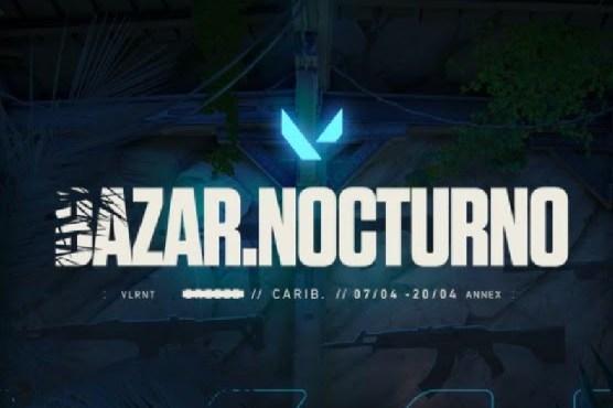 Bazar Nocturno de @VALORANT regresa con imperdibles ofertas