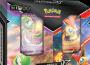 Nuevas barajas Combate V del Juego de Cartas Coleccionables Pokémon