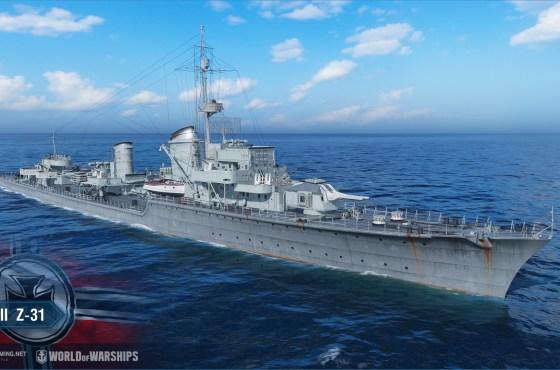 World of Warships se sumerge en la mitología germánica