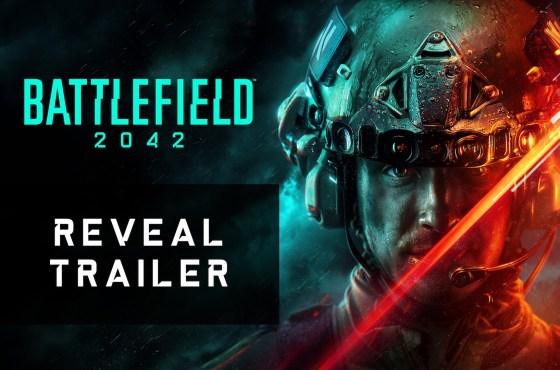 Electronic Arts y DICE anunciaron hoy Battlefield 2042