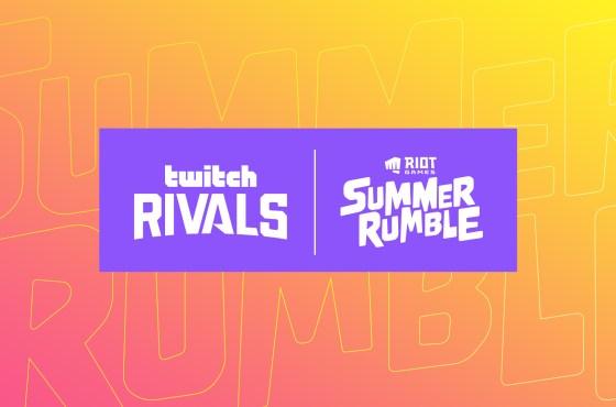 El Summer Rumble de Twitch Rivals x Riot Games empieza en Europa
