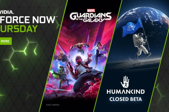 Llegan Marvel's Guardians of the Galaxy, Humankind, una nueva actualización del servicio y 10 juegos más