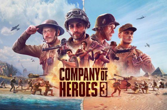 Relic lanza videos con datos clave sobre Company of Heroes 3