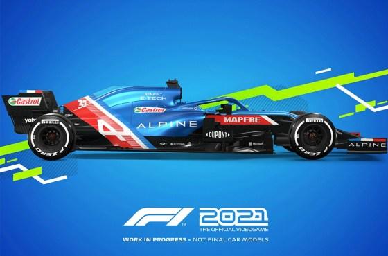 Codemasters y EA SPORTS desvelan todas las estadísticas de los corredores de F1 2021 con Lewis Hamilton a la cabeza