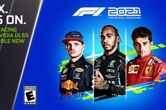 F1 2021 se lanza hoy con Ray Tracing y NVIDIA DLSS