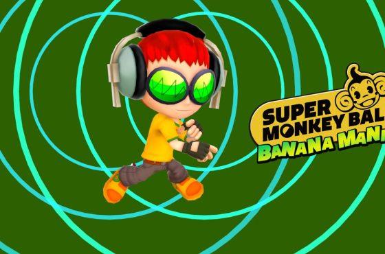 El protagonista de Jet Set Radio llegará como personaje jugable a Super Monkey Ball Banana Mania