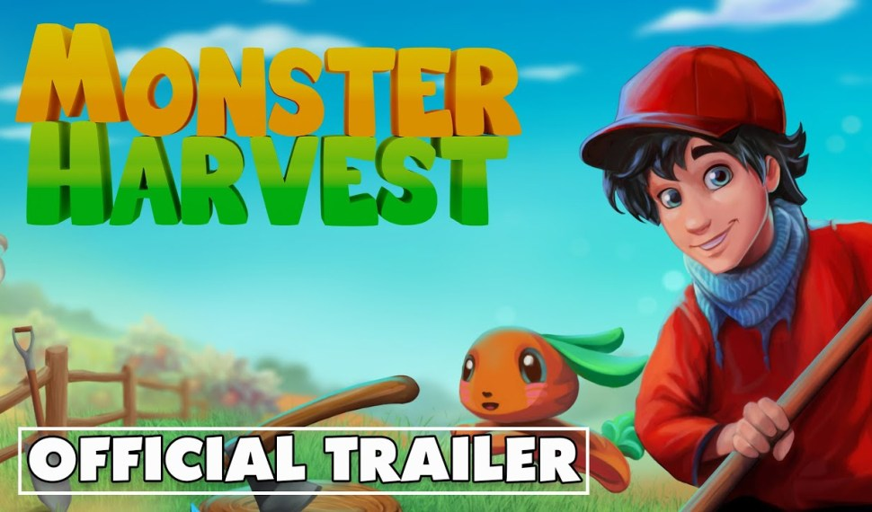 Monster Harvest ya esta disponible en PC y consolas