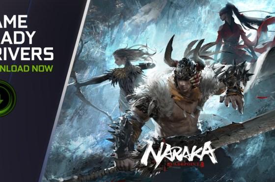 NVIDIA lanza los controladores para Naraka: Bladepoint