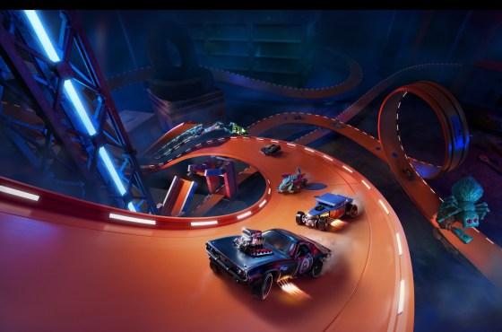 Tráiler de lanzamiento de Hot Wheels Unleashed