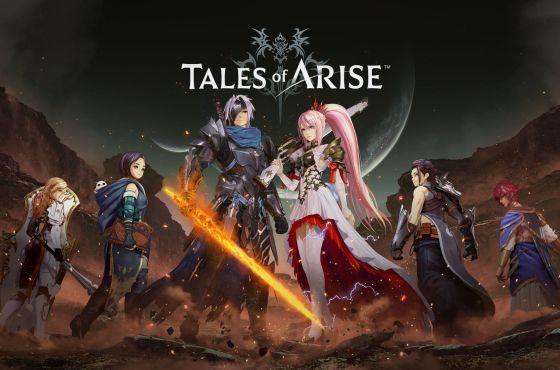 Únete a la Épica Aventura RPG que es Tales of ARISE