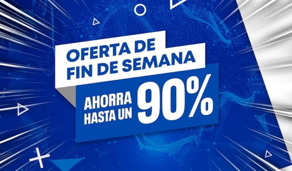 """PlayStation presenta """"Ofertas de fin de Semana"""" con descuentos de más del 90%"""