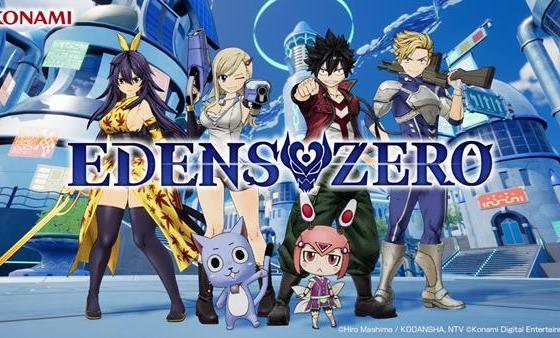 Preinscripción para el próximo juego móvil EDENS ZERO Pocket Galaxy