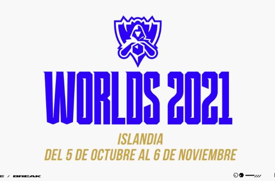 Todo lo que hay que saber para el mundial de LoL 2021