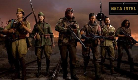 Guía para la Beta de Call of Duty: Vanguard