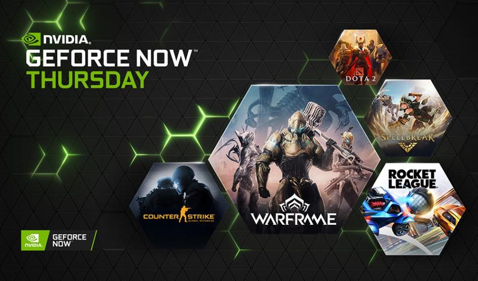 GeForce NOW recibe 10 juegos esta semana