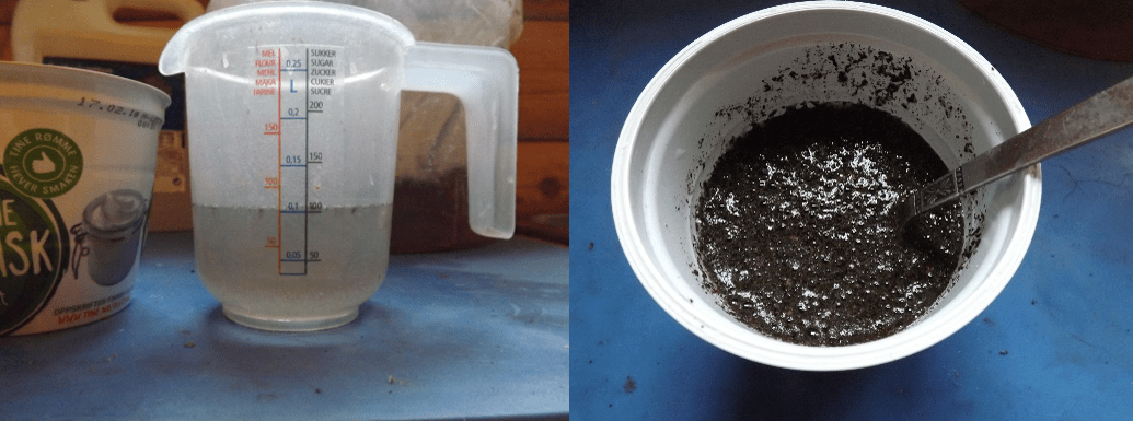 Destillert vann