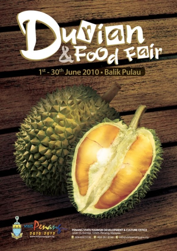 another durian promotion