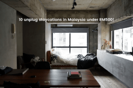 10 unplugged staycations in Malaysia - See more local experiences at LokaLocal