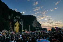 Celebrate Thaipusam at Batu Caves - See more local experiences at LokaLocal