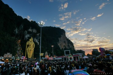 Celebrate Thaipusam at Batu Caves - See more local experiences at LokaLocal