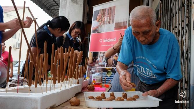 Penang's Joss Stick Maker: A Love Story