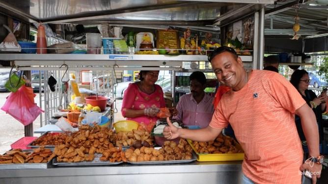 Tasting the Best on the KL Heritage Food Walk