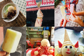 8 Old School Ice Cream to try in Malaysia for a Blast to the Past