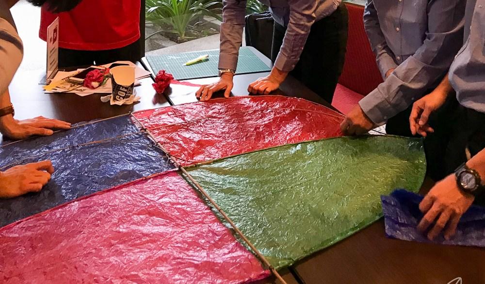 Sparking team creativity with the wau master of Kelantan