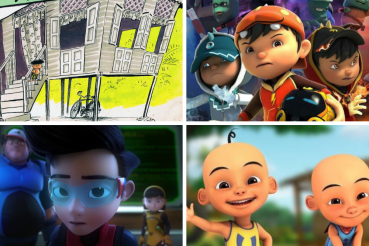 4 Local Cartoons that are Perfect to Promote Malaysia