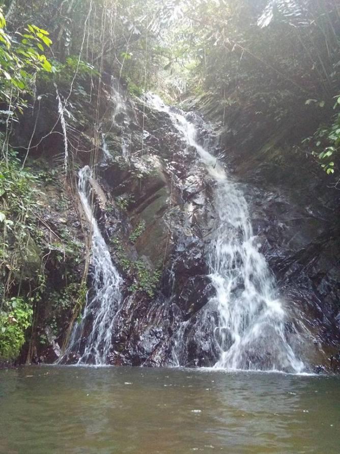 Ulu Kallang Waterfall, among the majestic waterfalls in Tenom that you should visit!