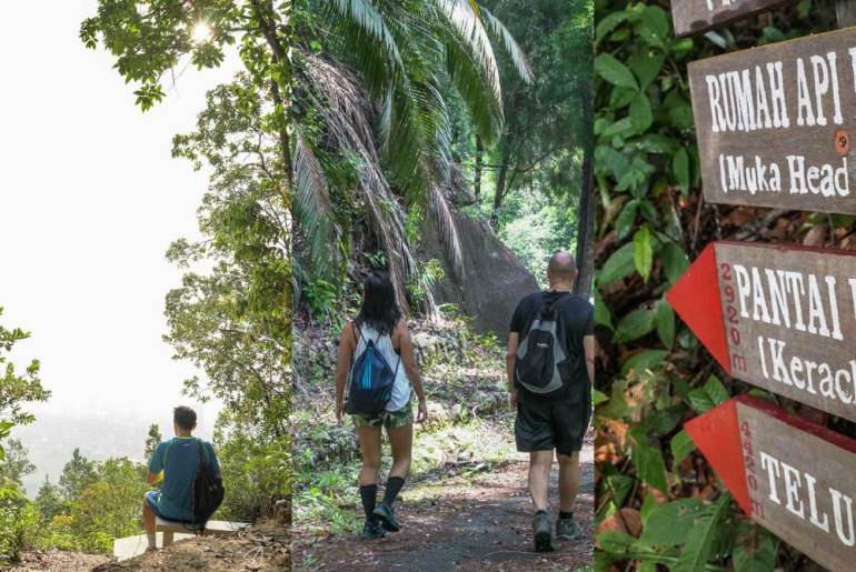 9 Ultimate Hiking Trails in Penang for your Adrenaline Rush in Malaysia - www.lokalocal.com