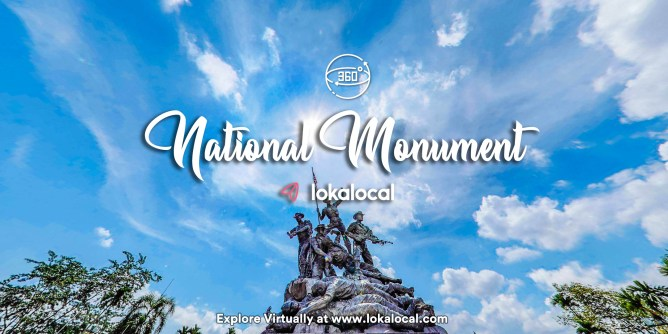 Ultimate Virtual Tours in Malaysia - National Monument - www.lokalocal.com