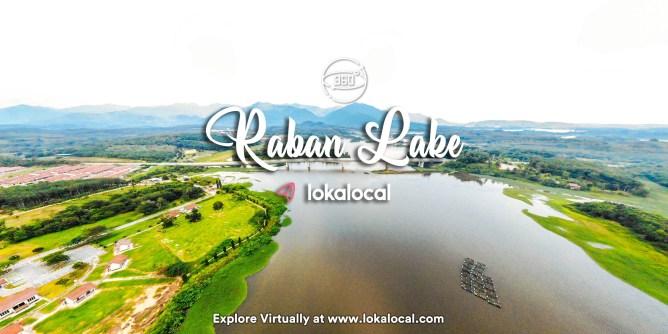 Ultimate Virtual Tours in Malaysia - Raban Lake - www.lokalocal.com
