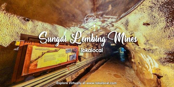Ultimate Virtual Tours in Malaysia - Sungai Lembing Mines -www.lokalocal.com