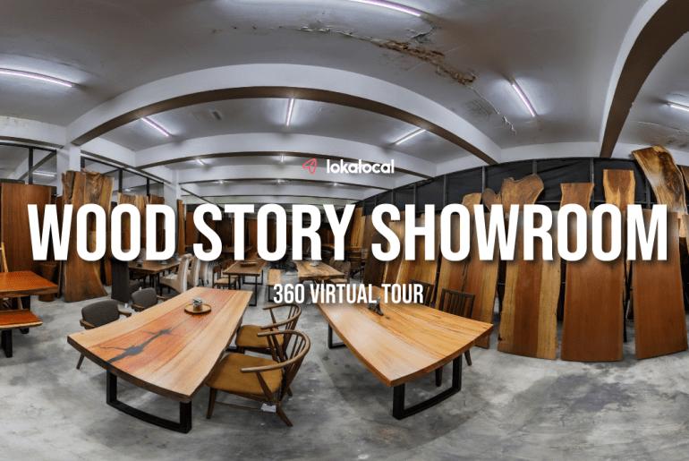 360 Virtual Tour   Wood Story Showroom