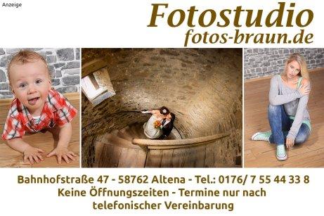 Anzeige Fotostudio fotos-braun.de