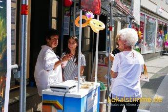 Stadtfest in Altena
