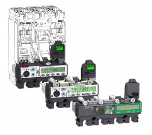 disjoncteur boitier moulé Schneider électrique