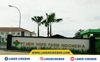 PT New Hope farm Indonesia Cirebon