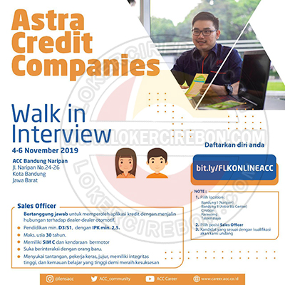 Astra Credit Companies (ACC)