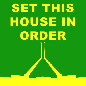 Set This House In Order
