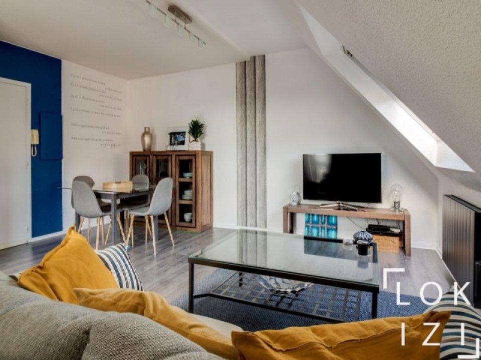 Location Appartement Meuble 1 Chambre 43m Pau Par Lokizi