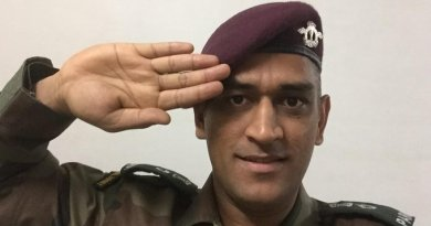 pm narendra modi writes a touching letter to ms dhoni