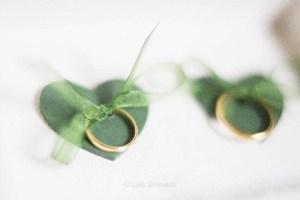 Cajas anillos y arras boda Mª José y Santiago